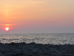 Praias de Odessa, temperatura da água, Segurança nas praias