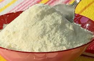 Composição do leite seco, Poder calorífico, Utilização do leite em pó