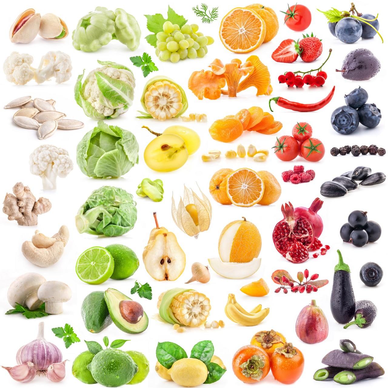 Vitaminas nos alimentos, Por que as vitaminas são necessárias para o nosso corpo, Alimentos mais úteis com oligoelementos
