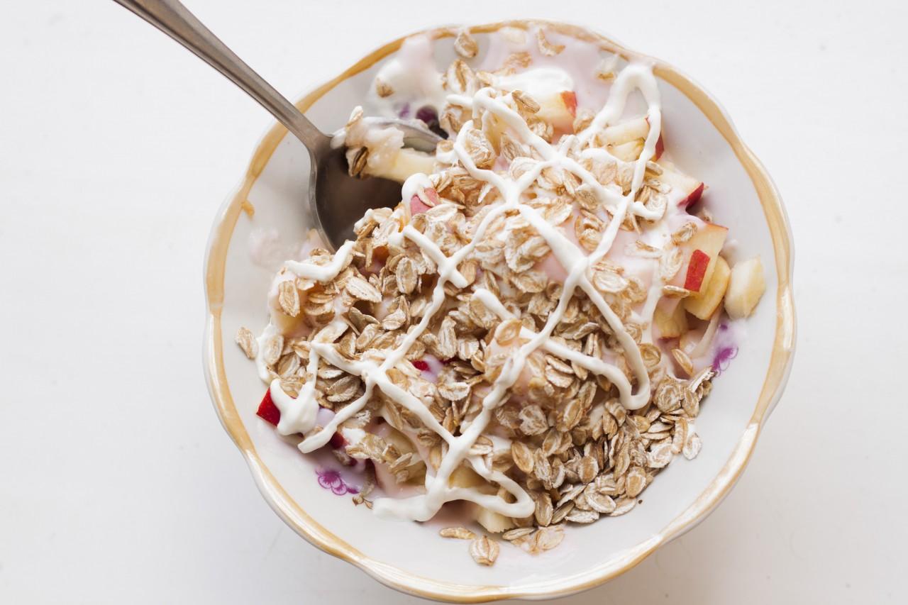 Cupcake de banana com canela, Receitas saudáveis para o café da manhã
