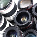 Lenses (Modern hi-end professional photographic equipment - lens