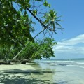Mar selvagem Ilha de Boipeba