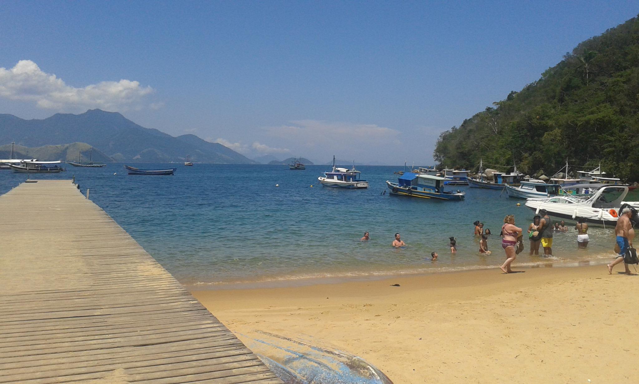 Praia de Japariz - Ilha Grande