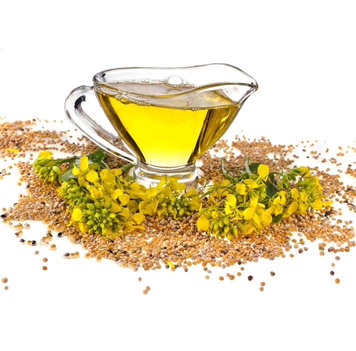 O óleo de mostarda pode ser usada nas seguintes doenças, Uso do óleo de mostarda nos cosméticos, Óleo de mostarda na culinária