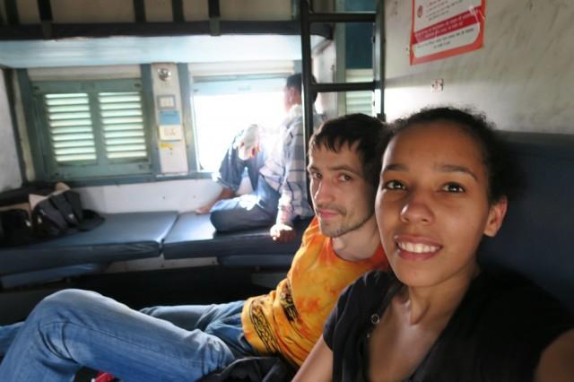 trem indiano, classe sl