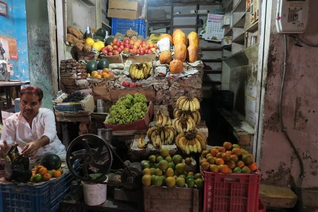 frutas na india